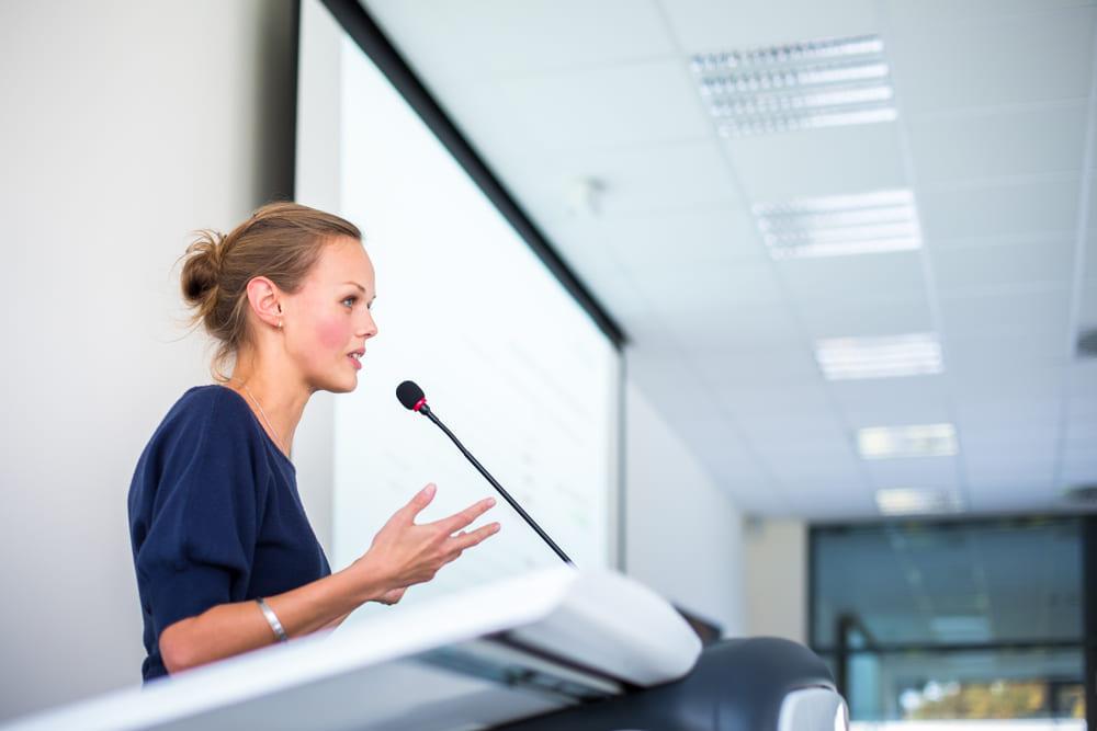 Corso di public speaking suisseup
