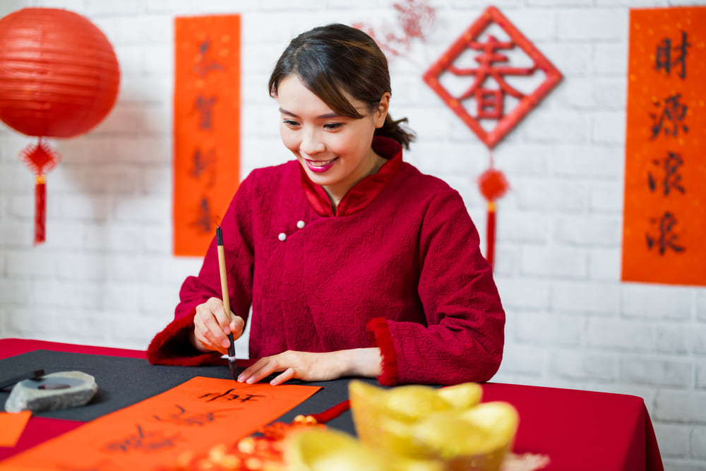 Corso di scrittura cinese
